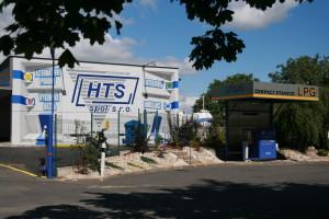 HTS a čerpací stanice