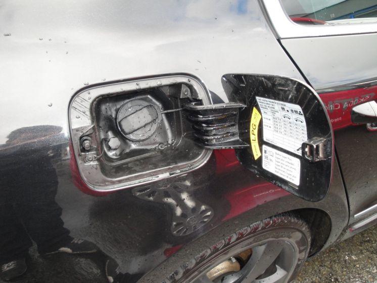 Škoda Superb 3.6 V6 FSI na LPG